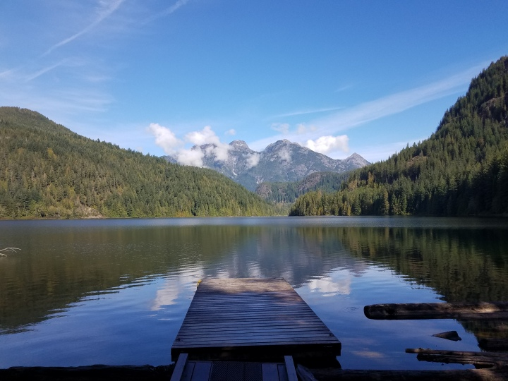 Canoeing and Backpacking the Powell ForestRoute