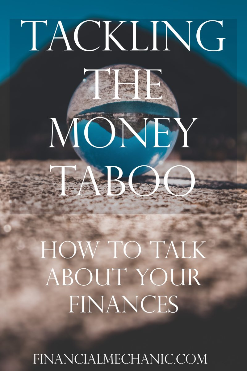 Tackling the Money Taboo -- How to Talk About Your Finances