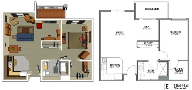 Why we plan to downsize from 1 000 sq ft financial mechanic - 2 bedroom apartments in las vegas under 700 ...